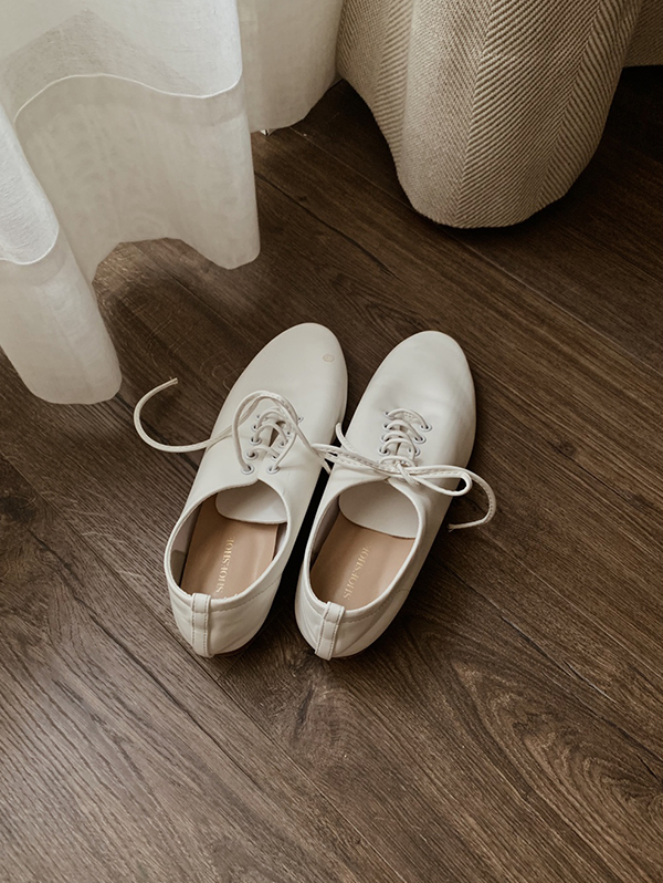 soft oxford shoes - 2 color